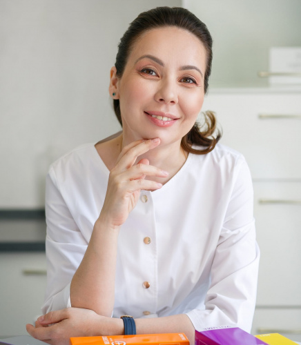 Асия Кашапова